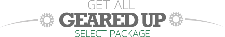 Get all geared up: select package