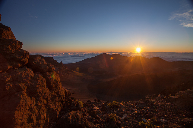 Exploring the Haleakala Crater on Your Maui Bike Tour