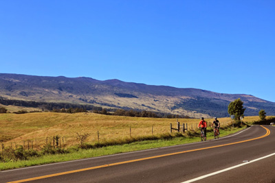 "Guests From Australia Love Our ""Ride at Your Own Pace"" Haleakala Bike Rides"