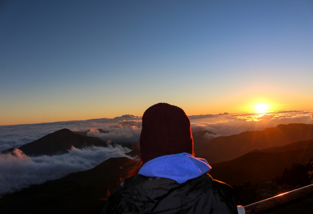How Cold Is It on Top Of Haleakala