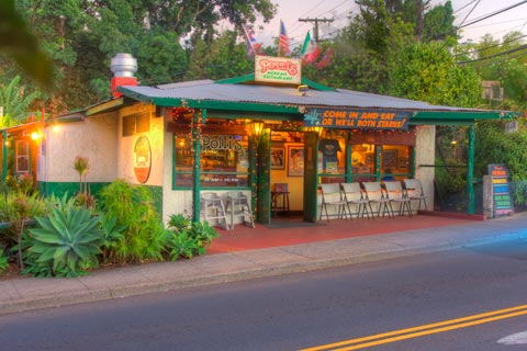 Best Places to Eat Along the Haleakala Bike Tour