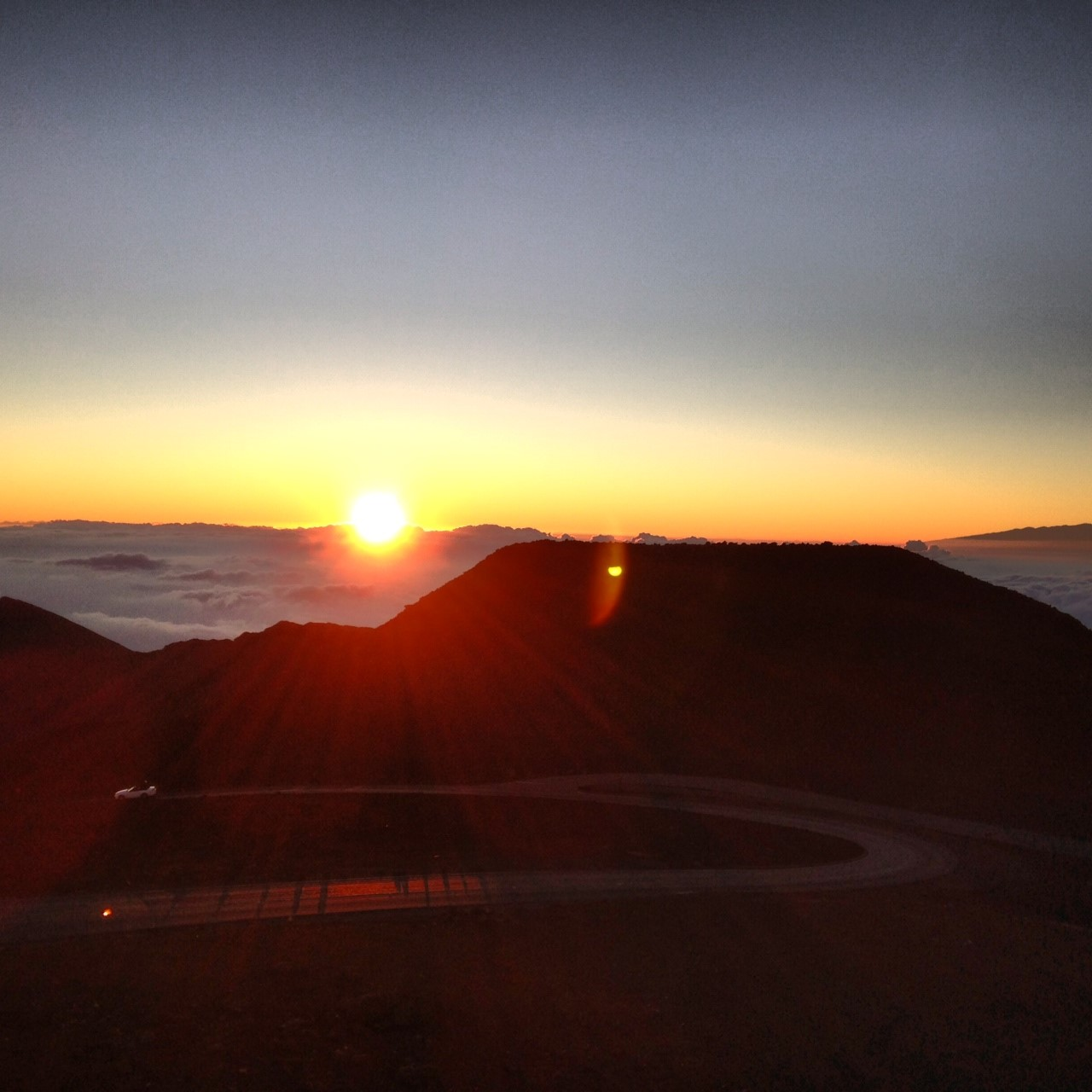 Haleakala Volcano Tour Guests Had Never Seen Such A Sunrise