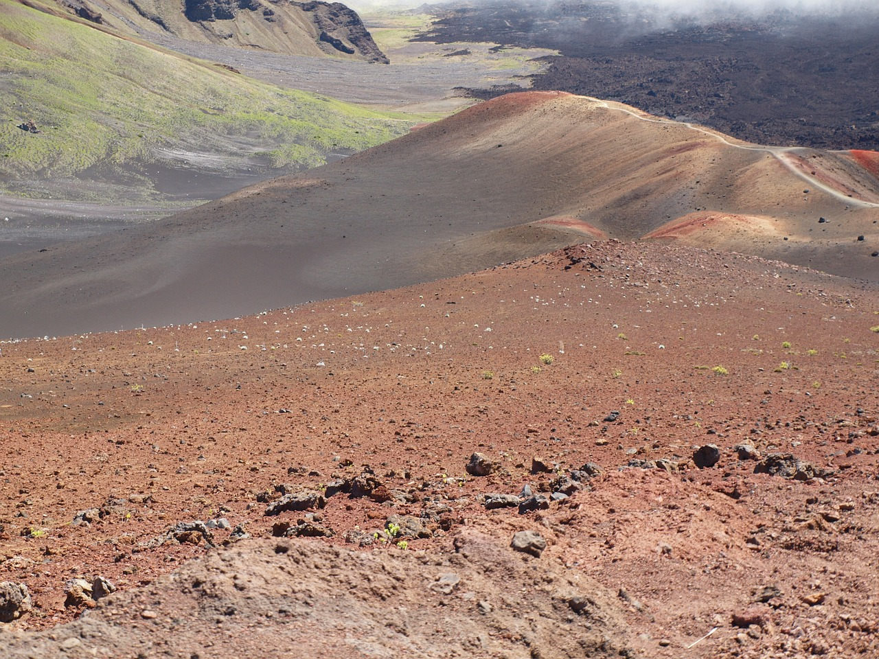 History of Haleakala National Park