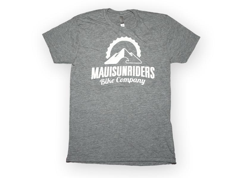 Mens T-Shirt (Dark Heather Grey)