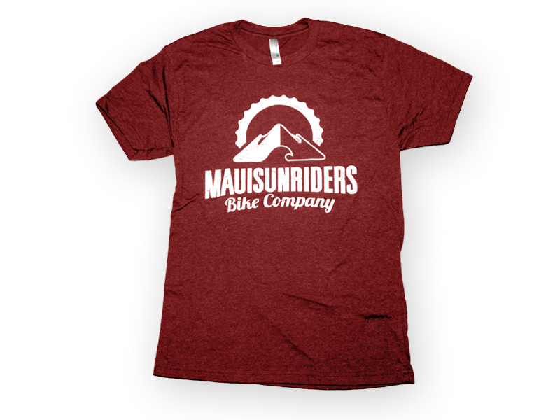 Mens T-Shirt (Vintage Red)
