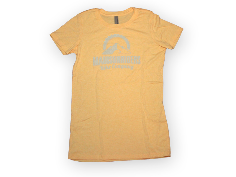 Womens T-Shirt (Banana Cream)