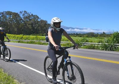 Maui Sunriders Upcountry Bike Tour