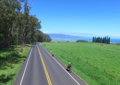 Maui Sunriders Bike Down The Volcano