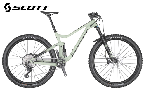 Maui Mountain Bike Rentals - Scott Genius