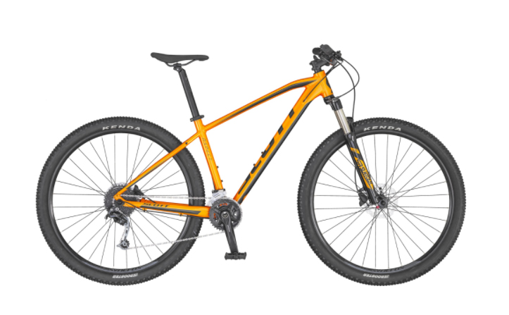 Maui Mountain Bike Rentals - Scott Aspect