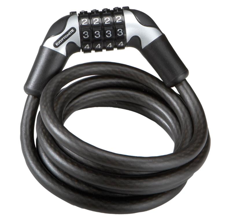 Kryptonite KryptoFlex 1265 Combo Cable Lock Maui